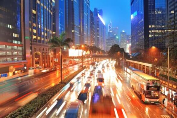 Digital mobility make cities smart